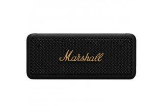 Marshall Emberton Bluetooth, чёрный и латунь