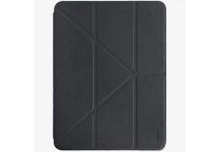 Чехол Uniq для iPad 10.2 (2019) Transforma Rigor с отсеком для стилуса Black