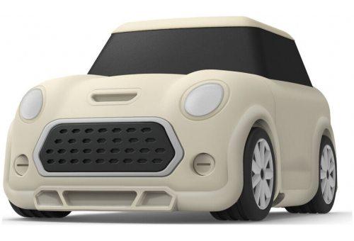 Elago для AirPods Gen 1 & 2 чехол Unique Mini Car Hang case Classic White
