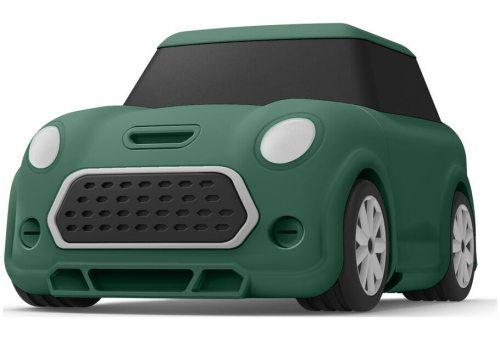 Elago для AirPods Gen 1 & 2 чехол Unique Mini Car Hang case Green