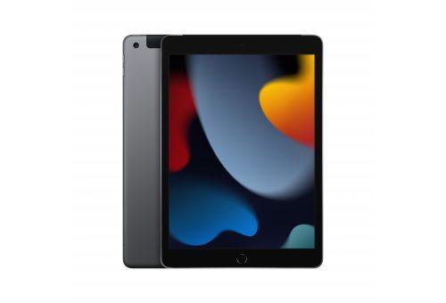 Apple iPad 10.2-inch Wi-Fi + Cellular 256GB - Space Grey (2021)