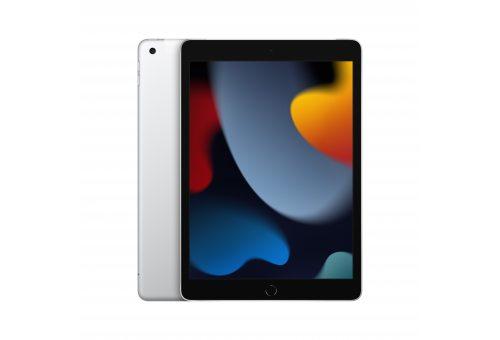 Apple iPad 10.2-inch Wi-Fi + Cellular 256GB - Silver (2021)