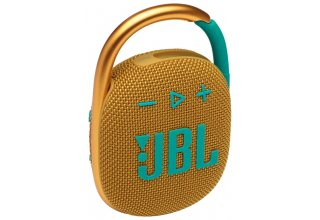 JBL Clip 4, жёлтая