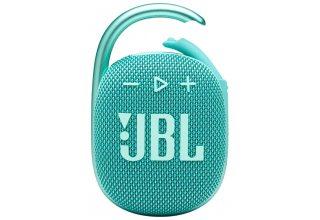 JBL Clip 4, бирюзовая