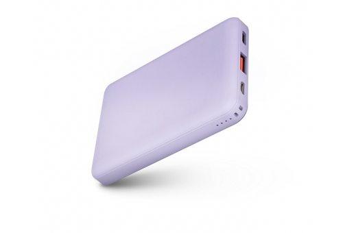 Uniq АКБ внешняя Fuele Mini 8000 Li-Pol USB-C PD18W +USB QC3.0 Lavender