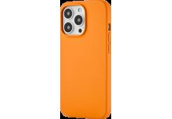 Защитный чехол uBear Touch Mag Case для iPhone 13 Pro. Цвет: оранжевый