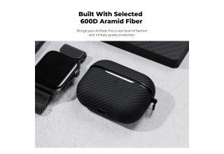 Чехол для AirPods Pro Pitaka Air Pal Mini 600D