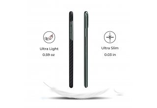 Чехол Pitaka MagEZ Case for iPhone 11 Pro (Black/Grey Twill)