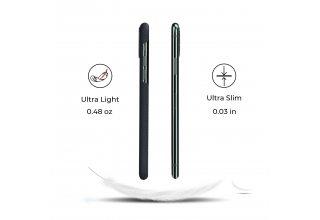 Чехол Pitaka MagEz Case for iPhone 11 Pro Max (Black/Grey Plain)