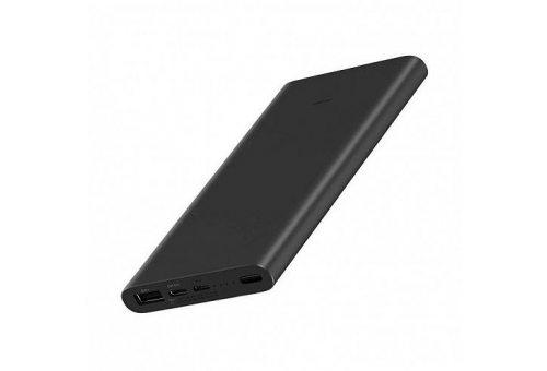 Внешний аккумулятор XIAOMI 10000mAh Mi 18W Fast Charge Power Bank 3 (Чёрный)