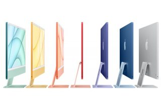 "Apple iMac 24"" Retina 4,5K, (M1 8C CPU, 7C GPU), 8 ГБ, 256 ГБ SSD, синий Apple MJV93RM/A MJV93RM/A"
