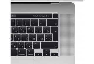 "Apple MacBook Pro 16"" 6 Core i7 2,6 ГГц, 16 ГБ, 512 ГБ SSD, AMD RPro 5300M, Touch Bar, серебристый"