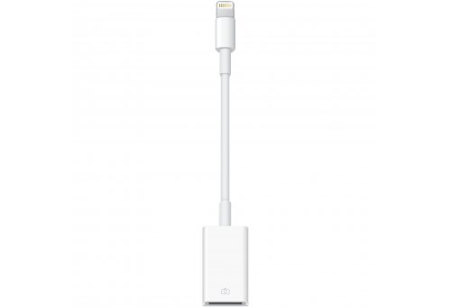 Адаптер APPLE Lightning to USB3 Camera Adapter Apple MD821ZM/A MD821ZM/A
