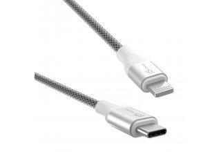 Кабель j5create USB-C на Lightning. Цвет: белый.