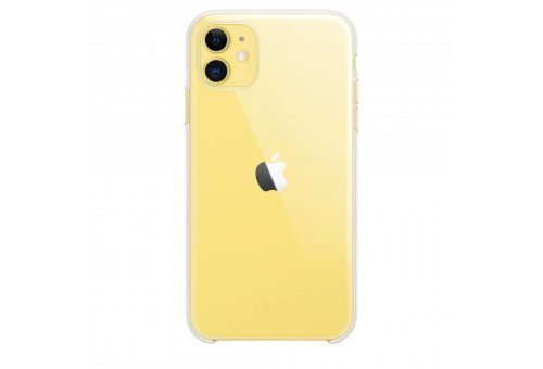 Чехол Apple iPhone 11 Clear Case