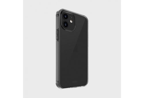 Чехол Uniq для iPhone 12 mini (5.4) Air Fender Anti-microbial Grey