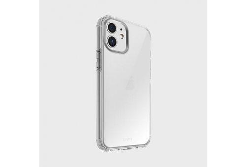 Чехол Uniq для iPhone 12 mini (5.4) Air Fender Anti-microbial Clear
