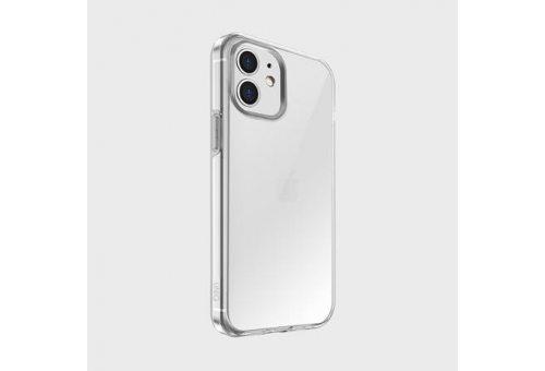 Чехол Uniq для iPhone 12 mini (5.4) Clarion Anti-microbial Clear