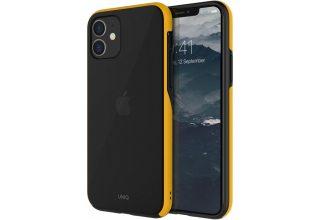 Чехол Uniq для iPhone 11 Vesto Yellow