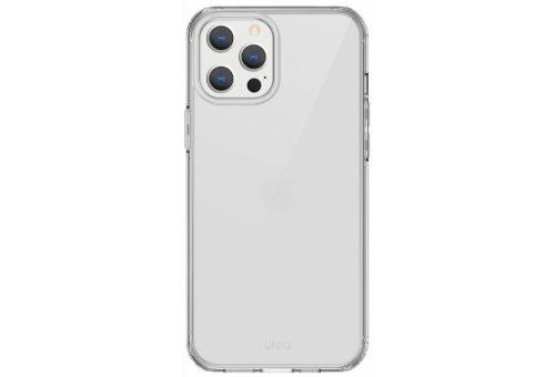 Чехол Uniq для iPhone 12 Pro Max (6.7) Air Fender Anti-microbial Clear