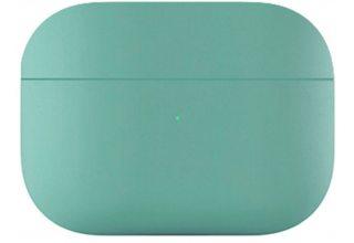 CS55MTPRO-AP Чехол защитный для AIRPODS PRO, силиконовый , цвет: мятный uBear CS55MTPRO-AP CS55MTPRO-AP