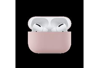 CS55PSPRO-AP Чехол защитный для AIRPODS PRO, силиконовый , цвет: розовый uBear CS55PSPRO-AP CS55PSPRO-AP
