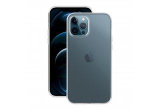 Deppa Gel Basic для Apple iPhone 12 Pro Max, прозрачный