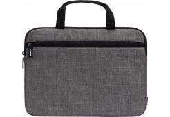 """Сумка Incase Carry Zip Brief для ноутбуков с диагональю 13"""" (полиэстер), серый"""