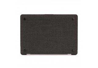 "Защитные накладки Incase Textured Hardshell in Woolenex для MacBook Air 13"". Цвет: темно-серый."