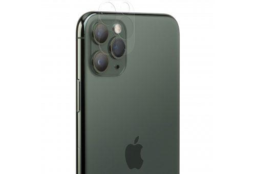 Защитная пленка Moshi AirFoil Camera Protector для камеры iPhone 11 Pro/Pro Max. Цвет: прозрачный.