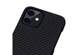 "Чехол Pitaka MagEz Case Pro для iPhone 12 Pro Max 6.7"" (Black/Grey Twill)"