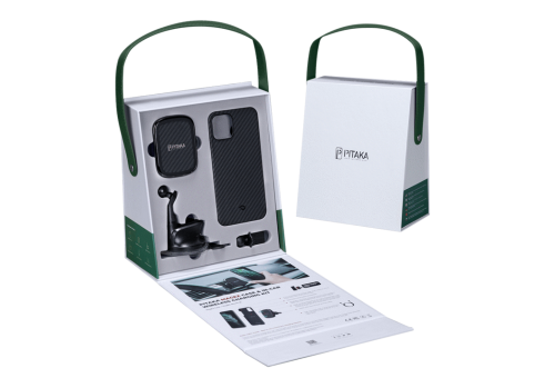 "Набор Pitaka MagEz Case для iPhone 12 Pro Max 6.7"""