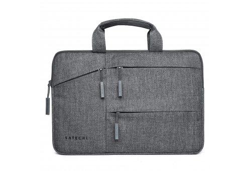 """Сумка Satechi Water-Resistant Laptop Carrying Case для ноутбуков до 13"""" дюймов, серая"""