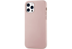 Чехол uBear Touch Case для iPhone 12/12 Pro, розовый