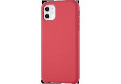 Чехол uBear Touch Case для iPhone 11, красный