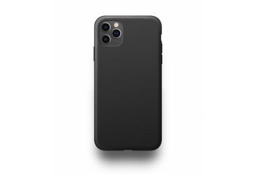 Чехол защитный «vlp» Silicone Сase для iPhone 11 ProMax, черный