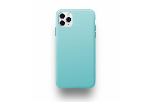 Чехол защитный «vlp» Silicone Сase для iPhone 11 Pro Max, бирюзовый