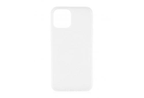 Чехол защитный «vlp» Silicone Сase для iPhone 12/12 Pro, прозрачный