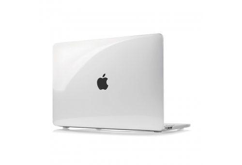 Чехол защитный «vlp» Plastic Case для MacBook Air 13'' 2020, Прозрачный