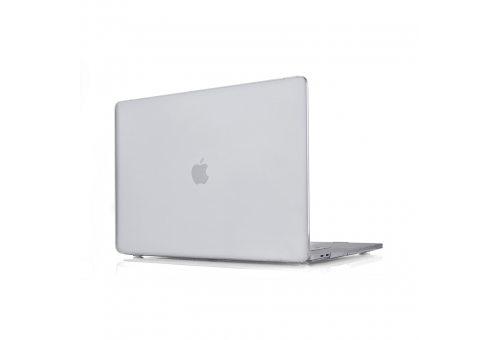 Чехол защитный «vlp» Plastic Case для MacBook Pro 16'', Прозрачный