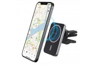 Автомобильный держатель Deppa Mage Safe Qi для iPhone Deppa 55185 55185