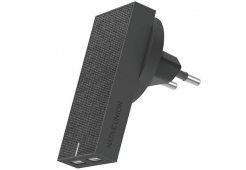 Сетевое зарядное устройство Native Union Smart 2 Charger 3.1 A, серый