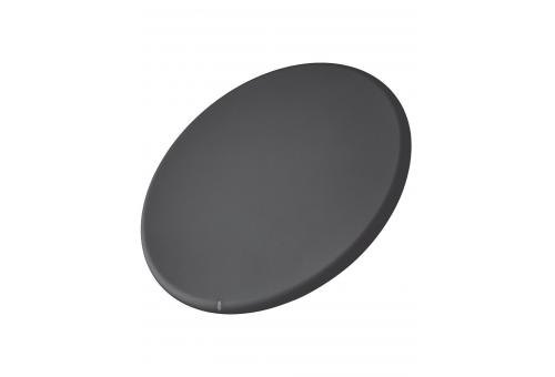 WL02BL10-AD Flow wireless charger, БЗУ стандарта Qi, мощность 10W, цвет: черный