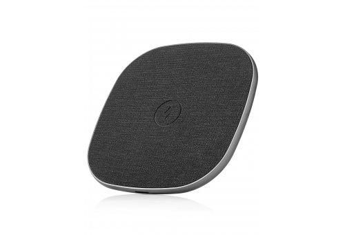 WL02SG10-AD Stream wireless charger, БЗУ стандарта Qi, мощность 10W, цвет: серый