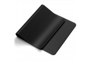 Коврик Satechi Eco Leather Deskmate. Материал эко-кожа. Размер 58,5 x 31 см. Цвет черный. Satechi ST-LDMK ST-LDMK