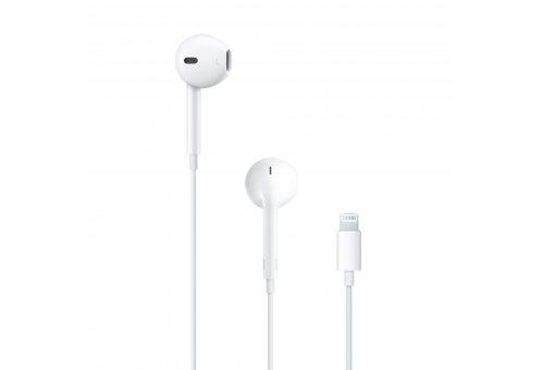 Наушники Apple EarPods с разъёмом Lightning Apple MMTN2ZM/A MMTN2ZM/A