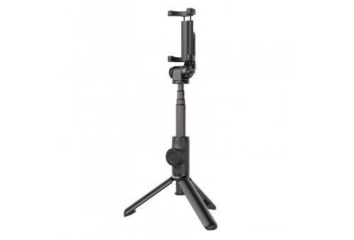 Baseus монопод-штатив  с пультом Lovely Bluetooth Folding Bracket Selfie Stick Black