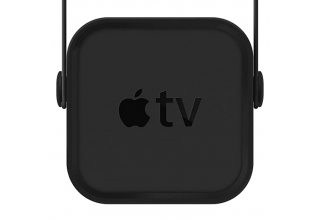 Держатель-крепление Elago для приставки Apple TV Multi mount Black