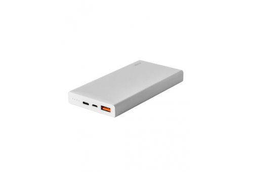 PB08WH10000-PD Core Power bank 10000 Аккумуляторная батарея  10000mAh, цвет: белый