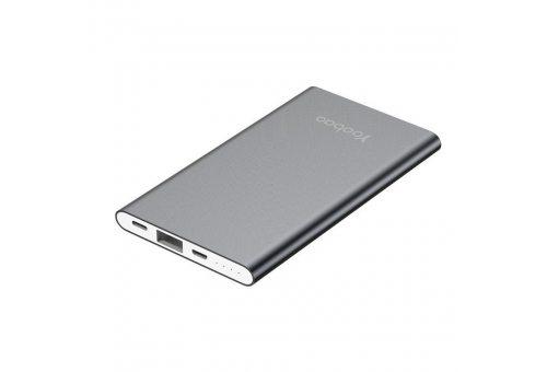 Внешний аккумулятор YOOBAO Power Bank PL5, 5000 мАч, серый